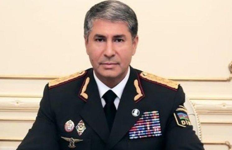 Vilayət Eyvazov bu rayona yeni polis rəisi təyin etdi