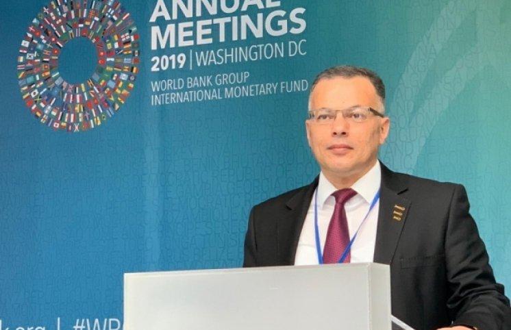 Dünya Bankı və IMF-in illik toplantısında Azərbaycana dair xüsusi təqdimat keçirilib
