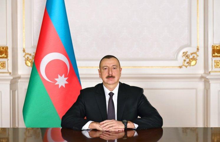 İlham Əliyev Azərbaycan energetiklərini təltif edib - SİYAHI
