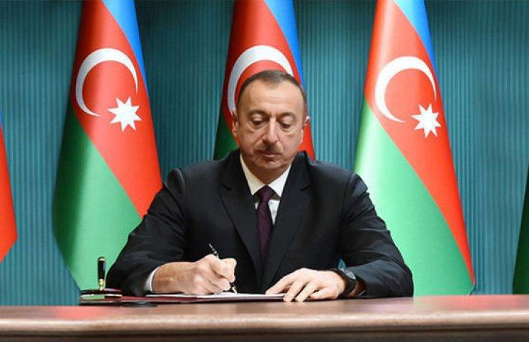 Prezident icra başçısını işdən çıxardı: Yeni təyinatlar (SƏRƏNCAM)