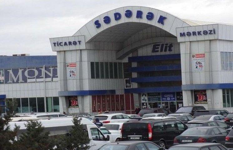 """İrandan """"Sədərək"""" Ticarət Mərkəzinə mal gətirilməsi dayandırıldı"""
