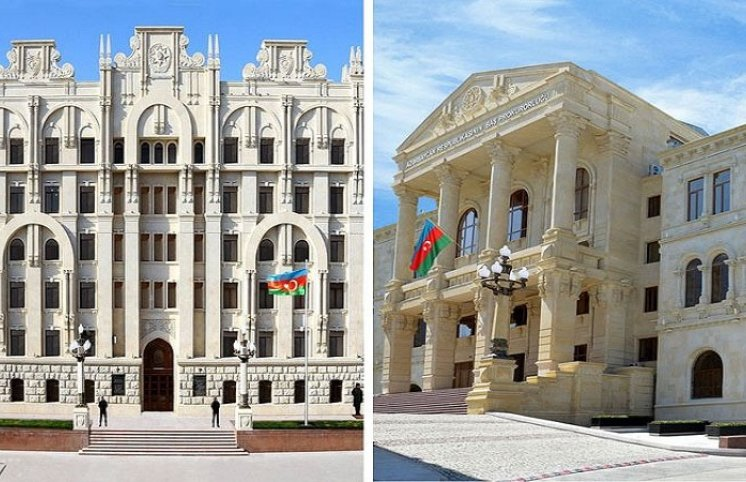 Parlamentin qarşısında hüquqazidd əməllər törədənlər saxlanıldı, cinayət işi başlanıldı