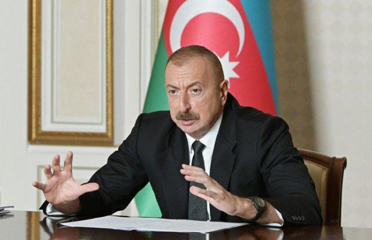 Prezident su təsərrüfatının vəziyyətinə həsr olunmuş müşavirə keçirdi (FOTOLAR)