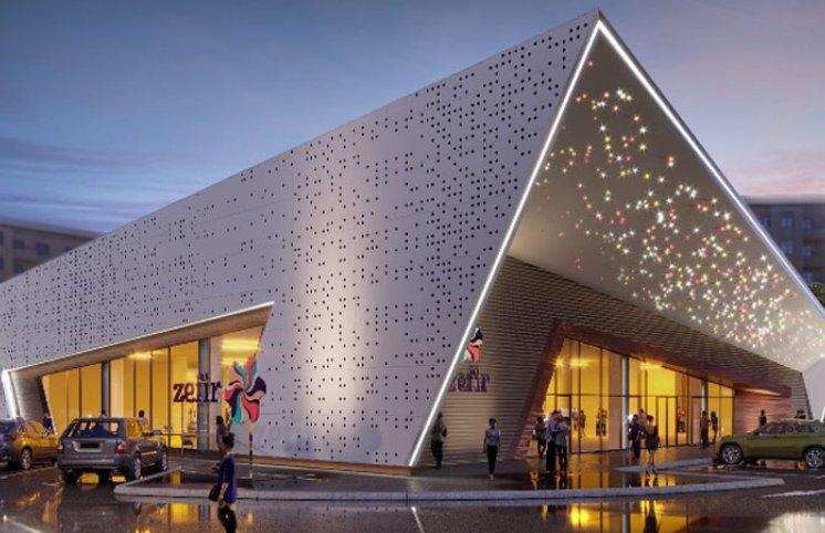 Bakıda yeni Mall tikiləcək (FOTOLAR)
